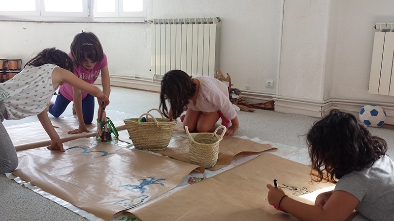 talleres infantiles santander