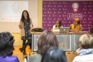 Jennifer Gómez (concejala de Camargo): Charla sobre 'parentalidad positiva' en Maliaño